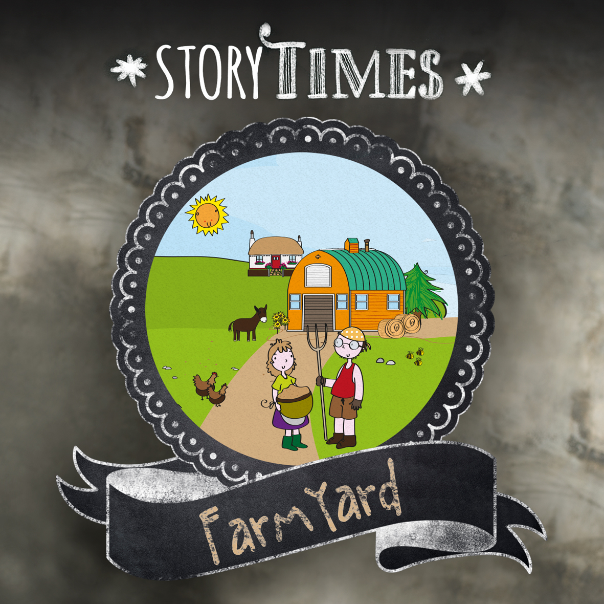 Story Time Farmyard